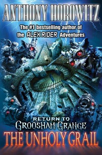 9780399250637: Return to Groosham Grange: The Unholy Grail