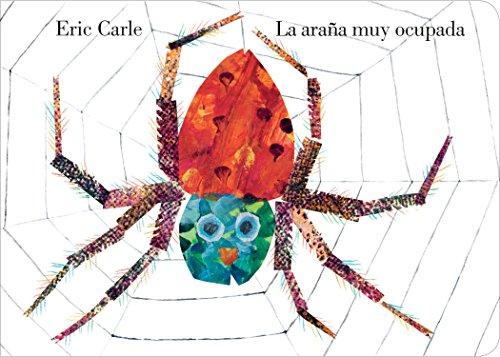 9780399250651: La arana muy ocupada/ The Very Busy Spider