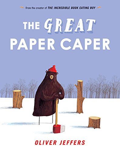 9780399250972: The Great Paper Caper