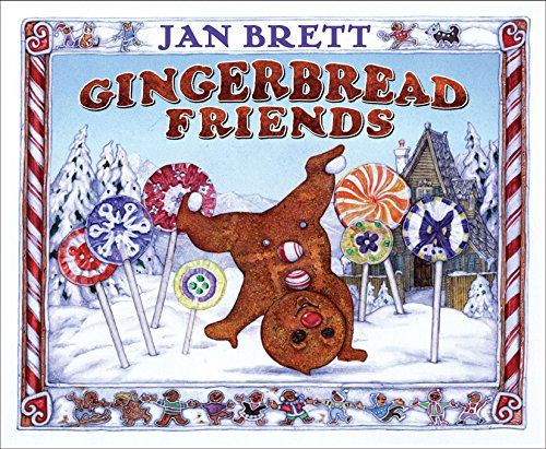 9780399251610: Gingerbread Friends
