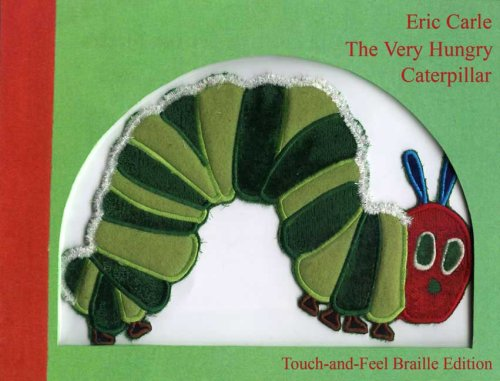 9780399251900: The Very Hungry Caterpillar Touch-and-Feel Braille Edition