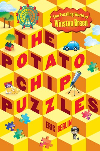 9780399251986: The Potato Chip Puzzles (Puzzling World of Winston Breen)