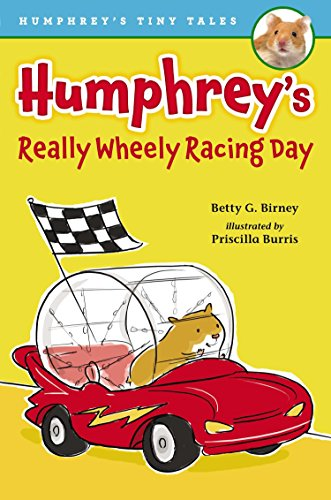 9780399252013: Humphrey's Really Wheely Racing Day (Humphrey's Tiny Tales)