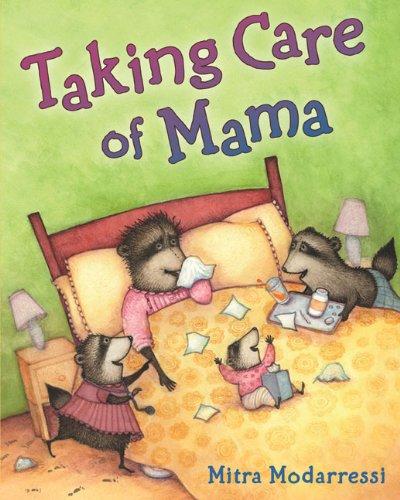 Taking Care of Mama: Mitra Modarressi