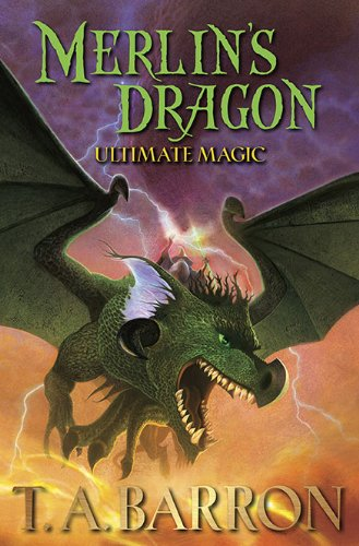 9780399252174: Merlin's Dragon, Book 3: Ultimate Magic