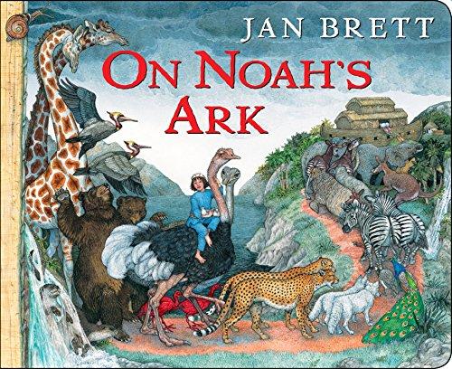 On Noah's Ark (9780399252204) by Jan Brett