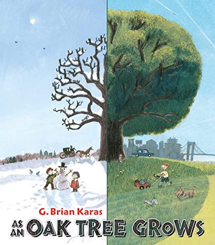 9780399252334: As an Oak Tree Grows
