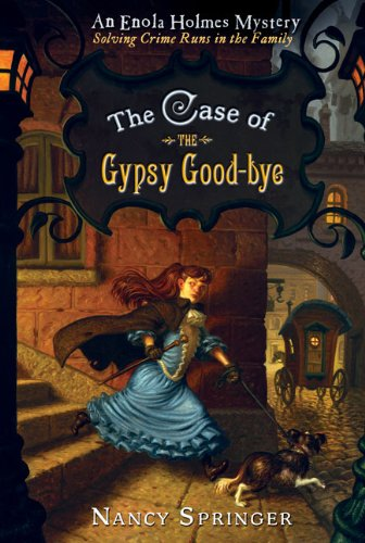 9780399252365: The Case of the Gypsy Goodbye: An Enola Holmes Mystery