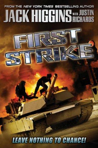 9780399252402: First Strike