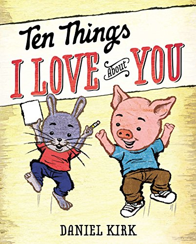 9780399252884: Ten Things I Love About You