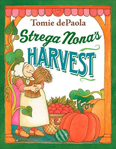 9780399252914: Strega Nona's Harvest