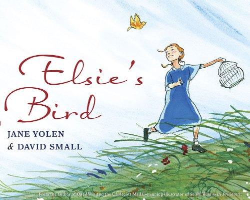 Elsie's Bird DOUBLE SIGNED: Yolen, Jane