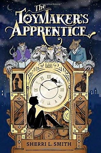9780399252952: The Toymaker's Apprentice