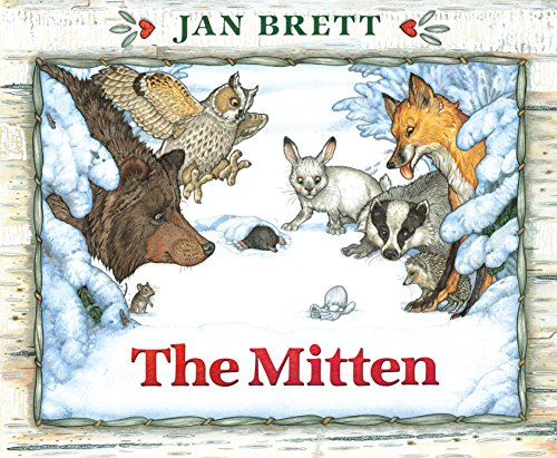 9780399252969: The Mitten: A Ukrainian Folktale