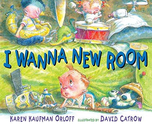 9780399254055: I Wanna New Room