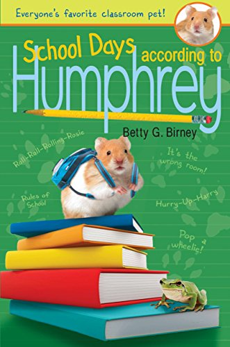 9780399254130: School Days According to Humphrey