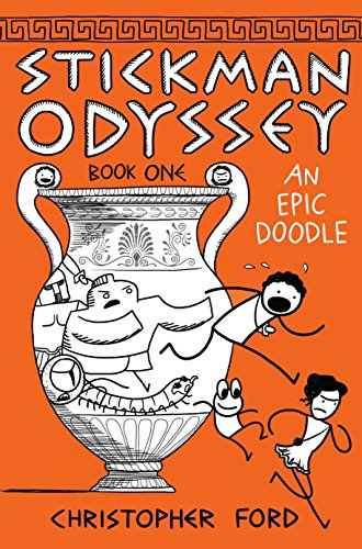9780399254260: Stickman Odyssey, Book 1: An Epic Doodle