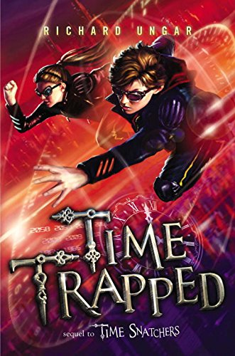 9780399254864: Time Trapped (Time Snatchers)