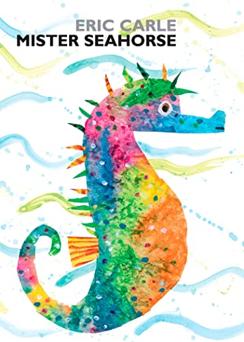 9780399254901: Mister Seahorse: board book (World of Eric Carle)
