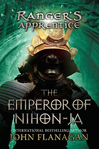 The Emperor of Nihon-Ja: Ranger's Apprentice, Book 10 ***SIGNED & DATED***: John Flanagan