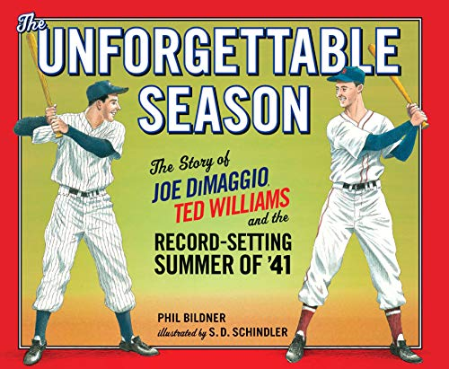 9780399255014: The Unforgettable Season: Joe DiMaggio, Ted Williams and the Record-Setting Summer of1941