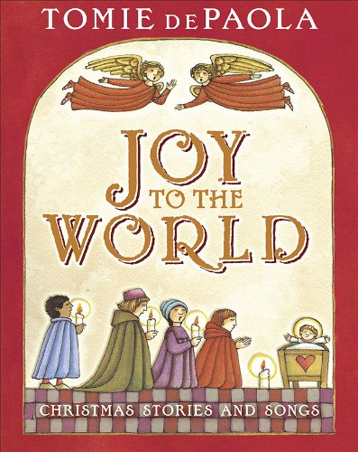 9780399255366: Joy to the World: Tomie's Christmas Stories