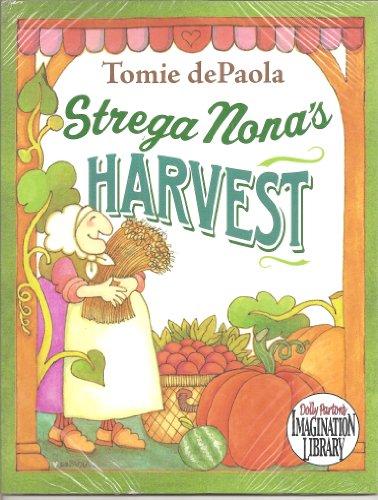9780399255816: Strega Nona's Harvest