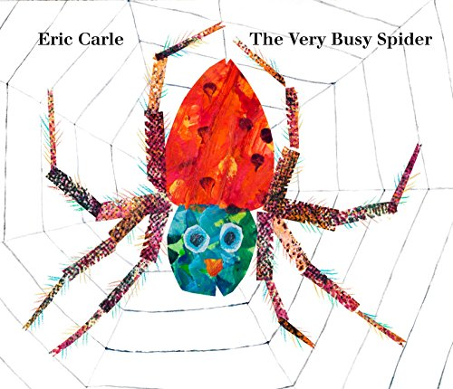 9780399256011: The Very Busy Spider (World of Eric Carle)
