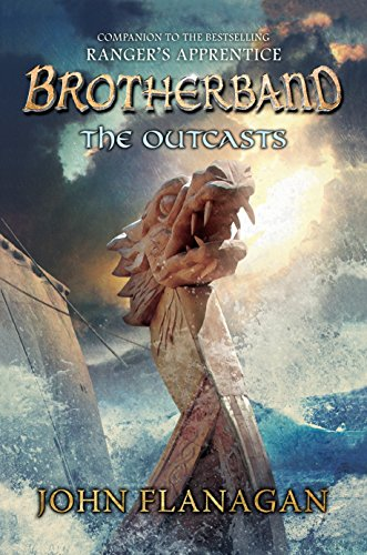 9780399256196: The Outcasts: Brotherband Chronicles, Book 1 (The Brotherband Chronicles)