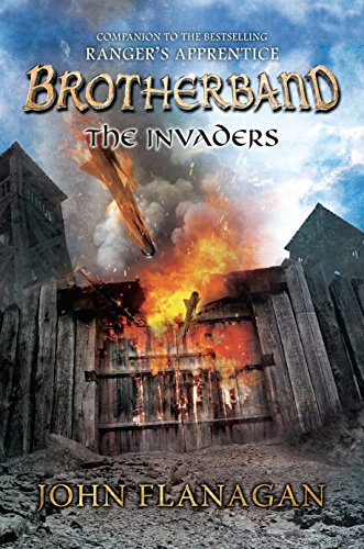 9780399256202: The Invaders: Brotherband Chronicles, Book 2 (The Brotherband Chronicles)