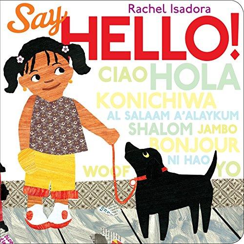 9780399256325: Say Hello!