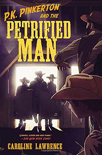 9780399256349: P.K. Pinkerton and the Petrified Man (Western Mysteries)