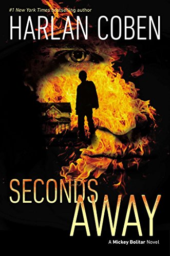 9780399256516: Seconds Away (Book Two): A Mickey Bolitar Novel