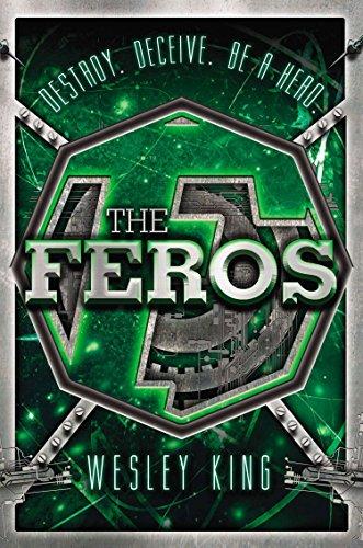 9780399256554: The Feros (Vindico)