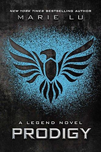 Prodigy (Legend Trilogy): Lu, Marie