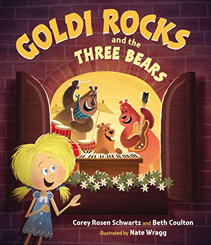 9780399256851: Goldi Rocks and the Three Bears