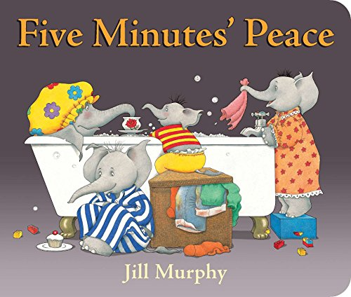 9780399257070: Five Minutes' Peace