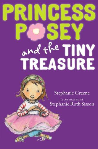 9780399257117: Princess Posey and the Tiny Treasure (Princess Posey, First Grader)