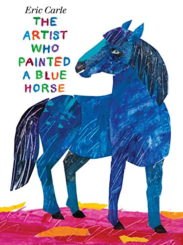 9780399257131: The Artist Who Painted a Blue Horse