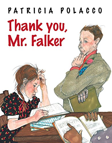 9780399257629: Thank You, Mr. Falker