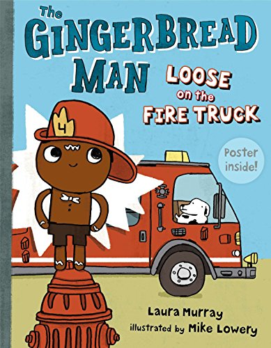 9780399257797: The Gingerbread Man Loose on the Fire Truck