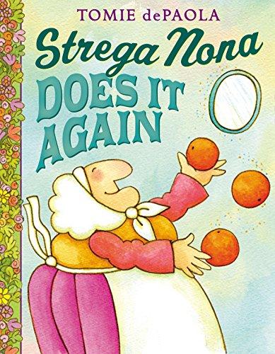 Strega Nona Does It Again: DePaola, Tomie