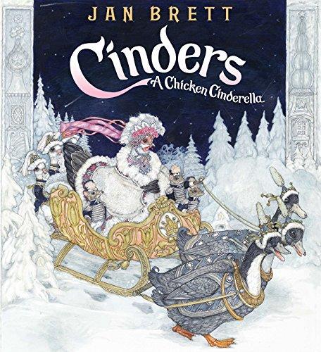9780399257834: Cinders: A Chicken Cinderella