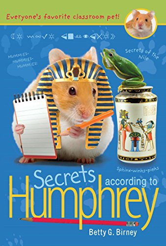 Secrets According to Humphrey: Birney, Betty G.