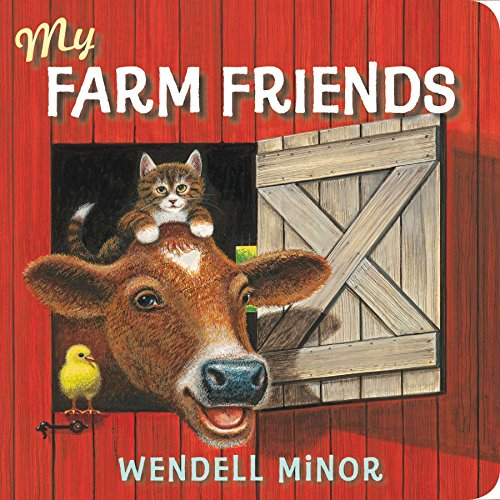 9780399257995: My Farm Friends
