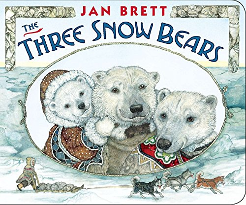 9780399260094: The Three Snow Bears