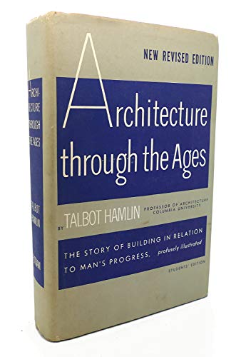 9780399300011: Architecture Through the Ages.