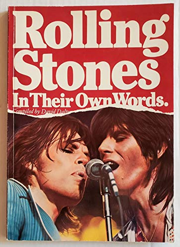 9780399410079: Rolling Stones: In Their Own Words