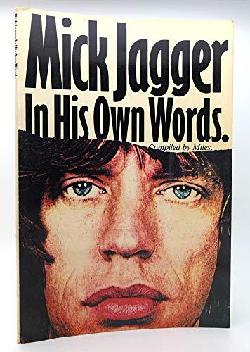 9780399410116: Mick Jagger in His Own Words