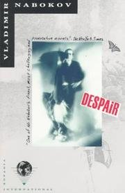 9780399500657: Despair